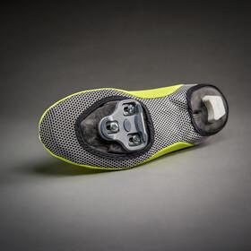 GripGrab RaceAqua Hi-Vis Hi-Vis Waterproof Shoe Cover fluo yellow